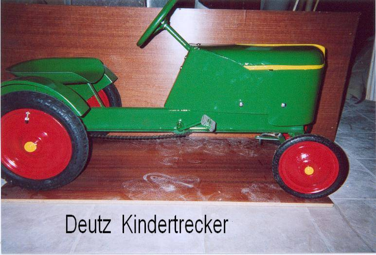 Deutz Kindertrecker