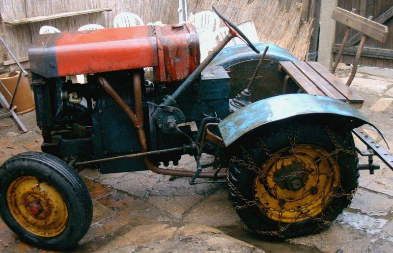 Deutz M22 Andre Heining links